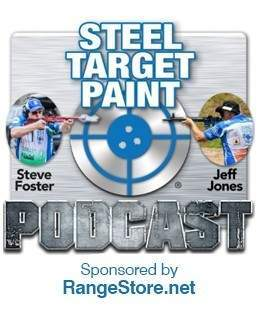 Steel Target Paint Podcast - Sponsored by RangeStore.net